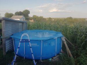 Условия жизни - бассейн