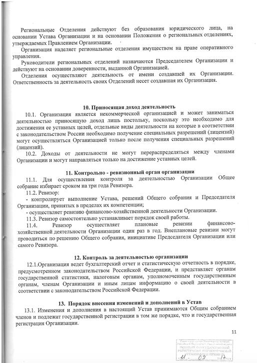 12стр учред документы