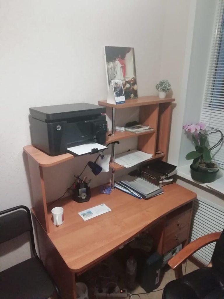 офис в реабилитационном центре