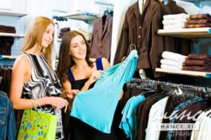 специализация продавец одежды
