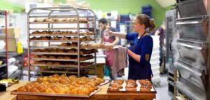 освоение специальности пекарь