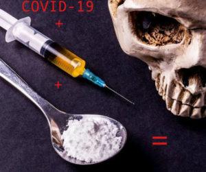 коронавирус и наркотики