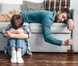 как избавиться от отца алкоголика
