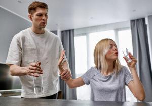 что делать мужу если жена в семье алкоголичка