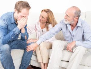 мать поможет молитвой родителям